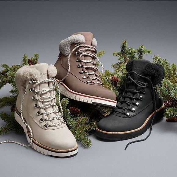 3f840716e33 Women's ZERØGRAND Explore Waterproof Hiker Boot
